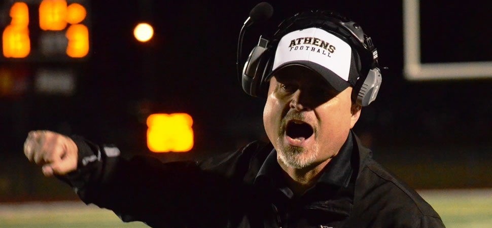 Athens Football Varsity Coaching Records